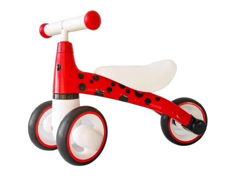"""Rowerek biegowy """"Biedronka"""" ECOTOYS"""