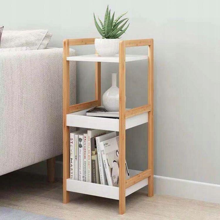 Regał szafka półka bambus stoliczek nocny