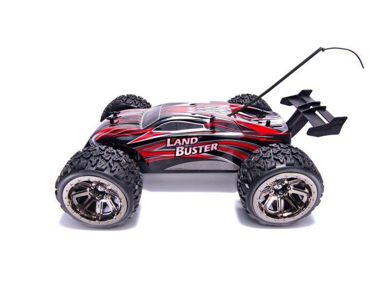 Samochód RC NQD Land Buster 4x4 USB 1:12 CZERWONY