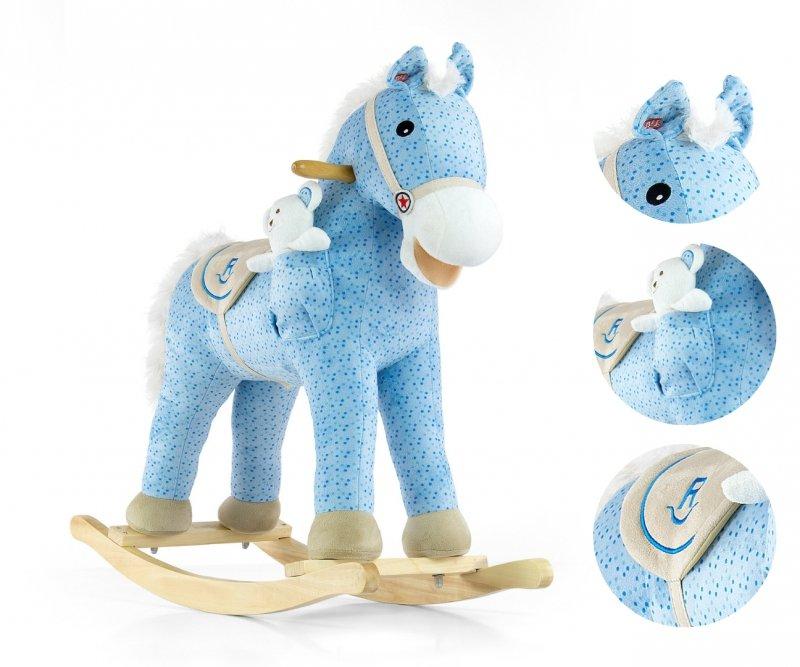 Milly Mally Koń Pony Blue