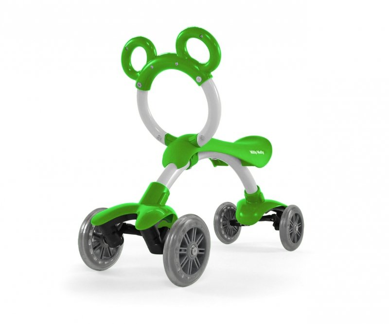 Milly Mally Pojazd Orion Flash Green