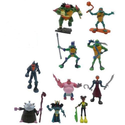 Wojownicze Żółwie Ninja Mini Figurka 8cm Michelangelo