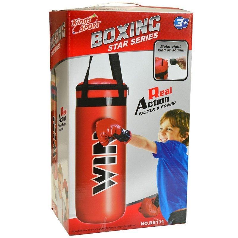 Zestaw-bokserski-junior-worek-22,5x15x38,5cm-i-rękawice-4