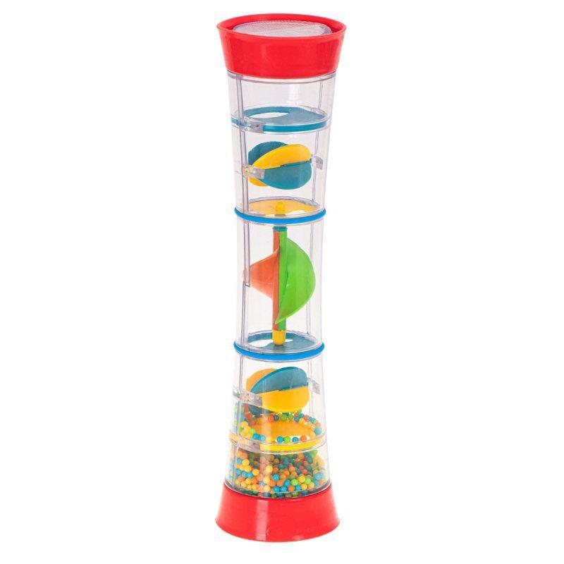 Grzechotka-deszczownica-tuba-instrument-koraliki-31cm