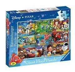 Puzzle podłogowe 60 el. Najsłynniejsze filmy Disneya 70x50