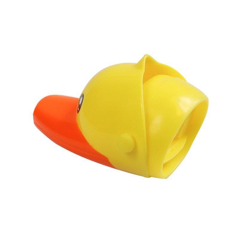 Nakładka na kran przedłużka dla dzieci kaczka