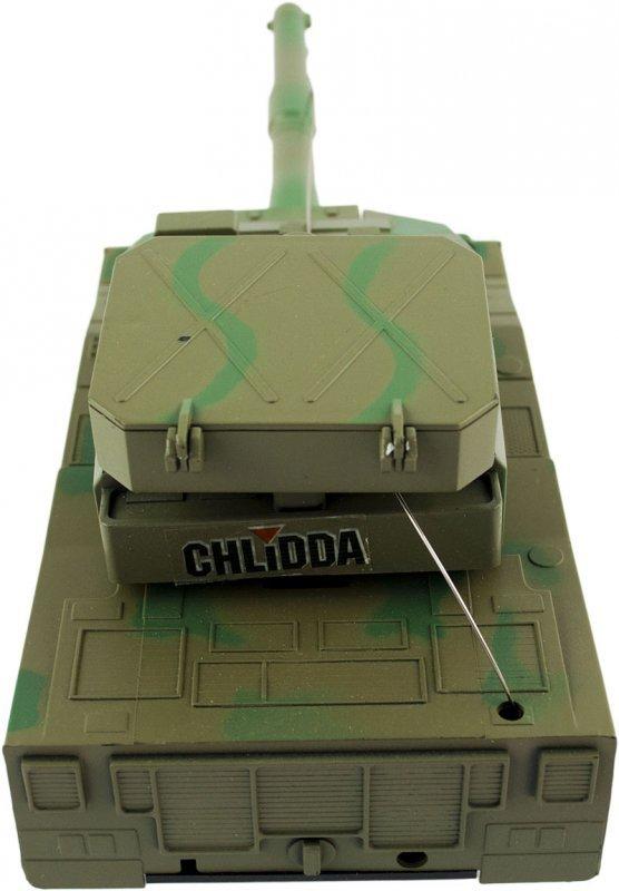 Czołg RC strzelający zdalnie sterowany