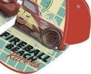 Czapka z daszkiem Cars – Auta Rozmiar: 51/54 cm