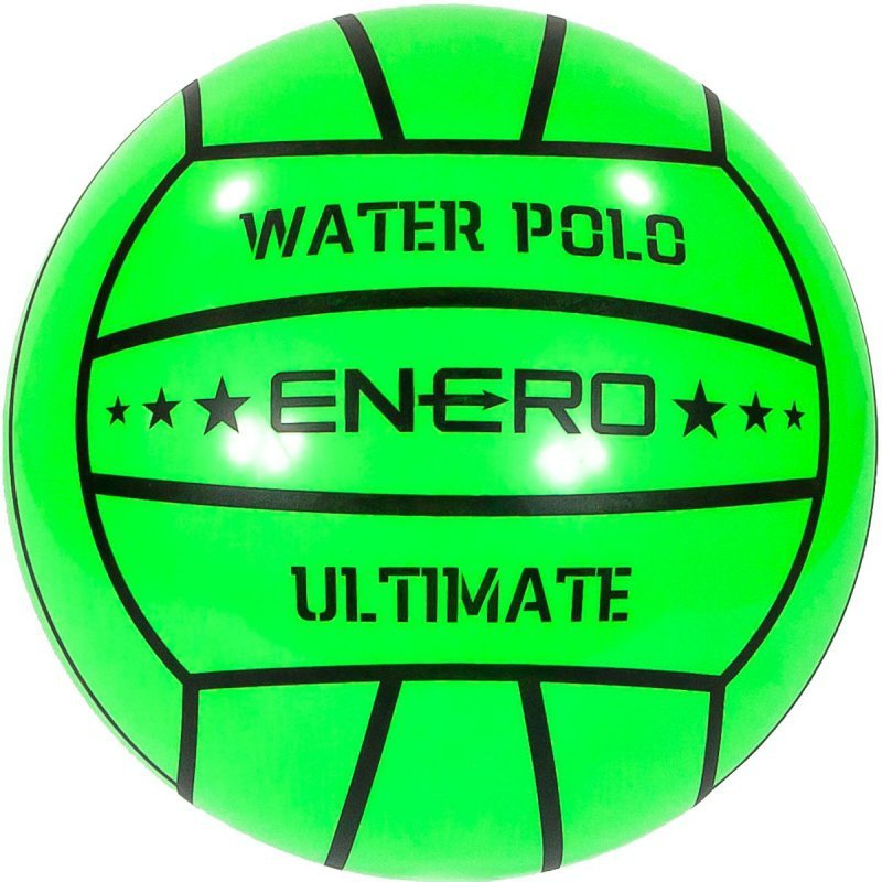 Piłka water polo siatkowa zielona