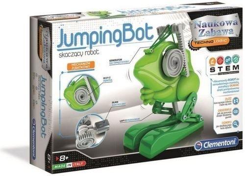 Clementoni Robot edukacyjny JumpingBot