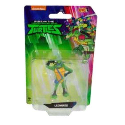 Wojownicze Żółwie Ninja Mini Figurka 8cm Baron Draxum