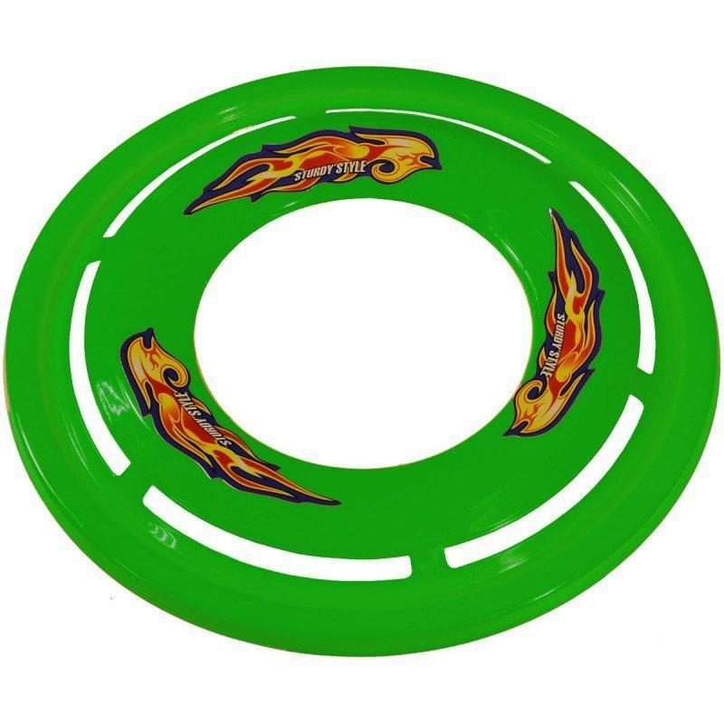 Dysk latający frisbee  30cm żółty