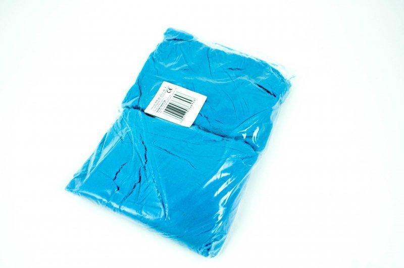 Piasek kinetyczny 1 kg w woreczku zielony