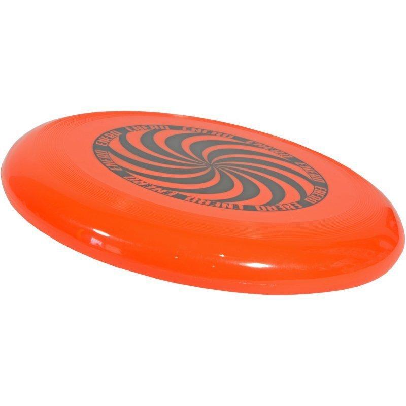 Dysk latający friesbee 27 cm  pomarańczowe
