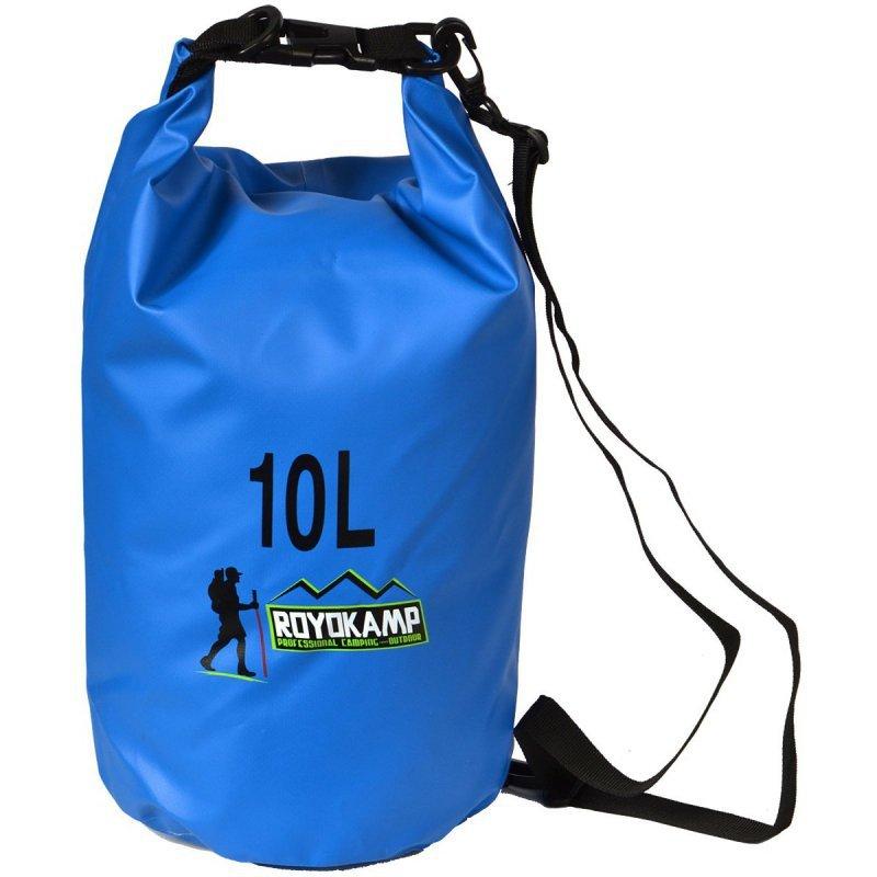 Worek wodoszczelny plecak 10l  torba wodoodporna