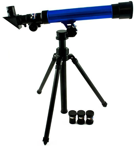 Teleskop ze statywem obiektyw o mocy 20x 30x 40x