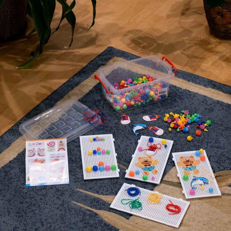 Puzzle-pinezki-grzybki+nauka-szycia-zestaw-603-el-6