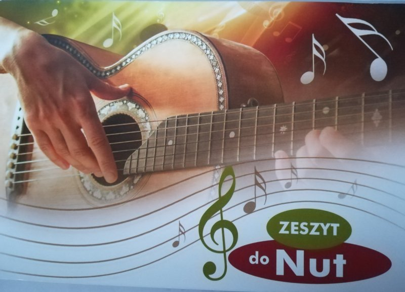 Zeszyt do nut