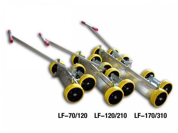Listwa zgarniająca Probst Levelfix LF-170/310