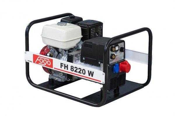 Agregat prądotwórczy trójfazowy FH 8220 W