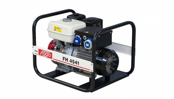 Agregat prądotwórczy jednofazowo FOGO FH 4541