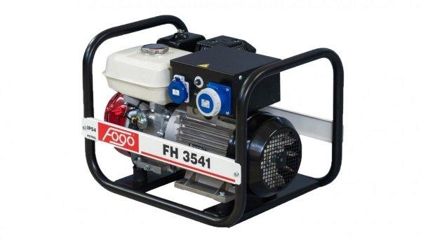 Agregat prądotwórczy jednofazowo FOGO FH 3541