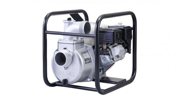 Motopompa do wody brudnej i szlamowej KOSHIN STH 80 E