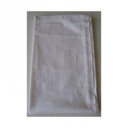 Pielucha flanela 70x80  biała