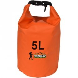 Worek wodoszczelny Royokamp pomarańczowy 5l