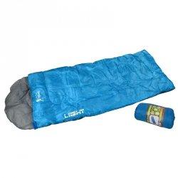 Śpiwór Light błękitny 170x30X70cm Royokamp