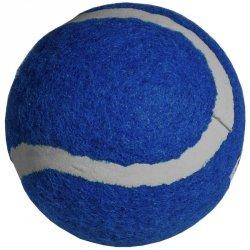 Piłka tenis ziemny Enero 1szt niebieska