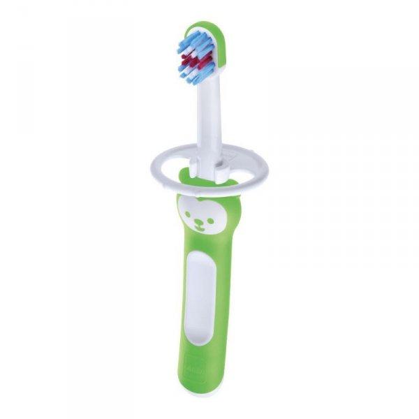Pierwsza szczot do mycia zębów