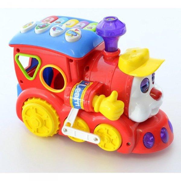 Zabawka mądry pociąg