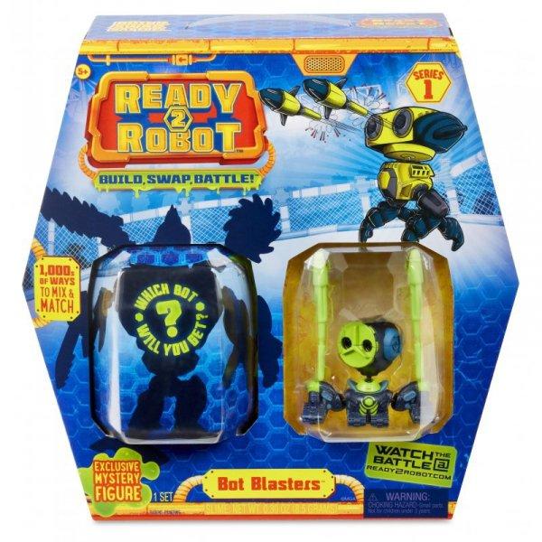 Ready2Robot Zestaw bitewny Bot Blasters Model 1 niespodzianka w kuli