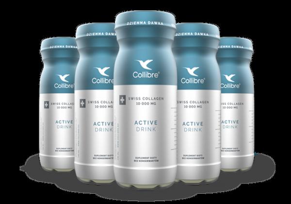 30 + 2 GRATIS x COLLIBRE Swiss Collagen Active drink 140 ml