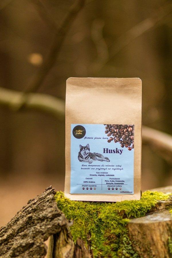 Kawa HUSKY CoffeeFolks 250g