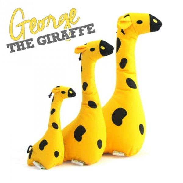 Beco Zabawka Żyrafa George EKO