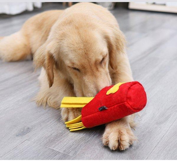 Zabawka węchowa FRYTKI