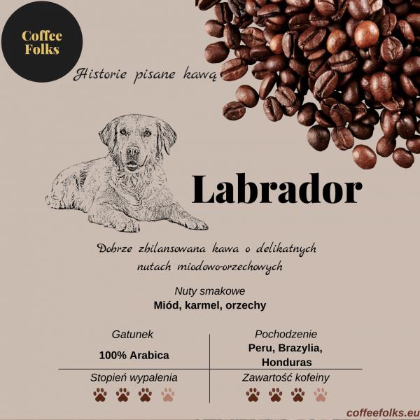 Kawa LABRADOR CoffeeFolks 250g