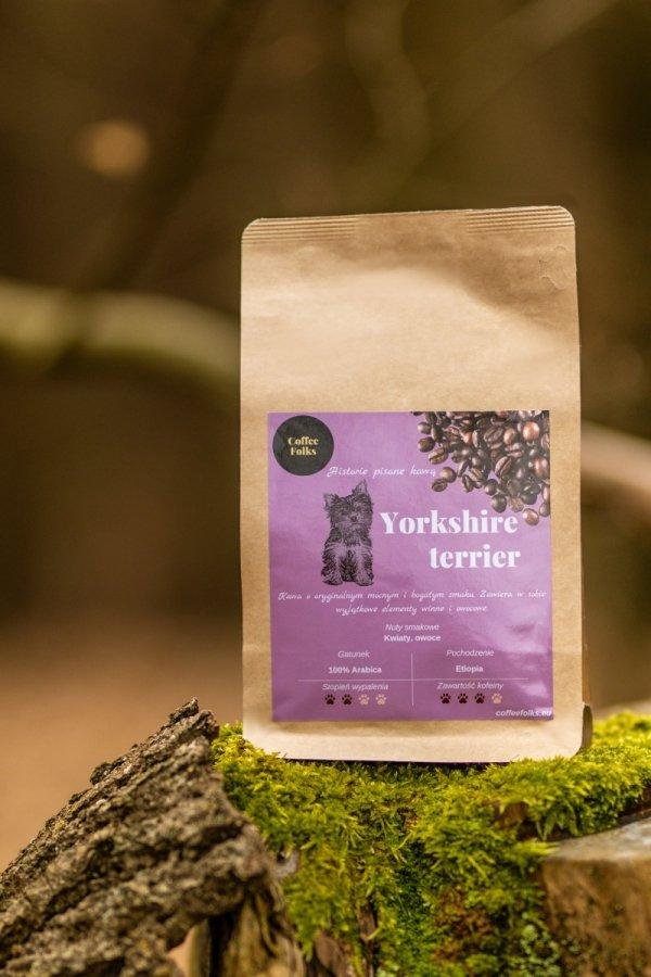 Kawa YORKSHIRE TERRIER CoffeeFolks 250g