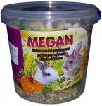 Megan ME38 NATURA-lny pokarm dla królika 1 l/500g