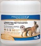 Francodex 170011 Chusteczki czyszcz odświe gryzoń