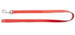 Soco Smycz SP14120 skóra prosta 14x120 czerwona