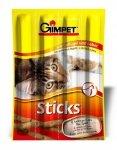 Gimcat 400167 Sticklies Drób 4szt