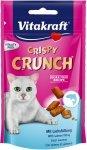Vitakraft 28815 CRISPY CRUNCH z łososiem dla kota