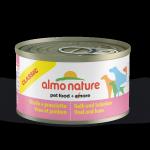 Almo 5547 Classic Cielęcina i szynka 95g dla psa