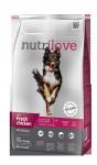Nutrilove Dog 11474 Adult M 1,6kg kurczak
