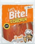 Brit Let's Bite N Dog Fillet O' Chicken 80g*