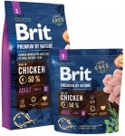 Brit Premium By Nature S Adult 8kg