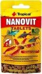 Trop. 20701 Nanovit Tablets 10g/70szt